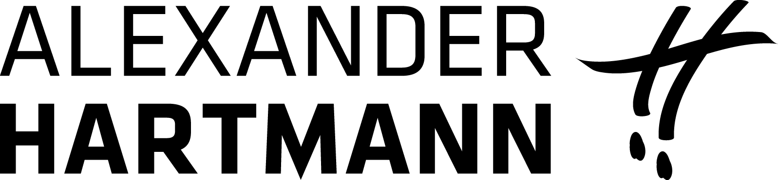 Alexander Hartmann Logo