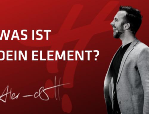 Was ist dein Element?